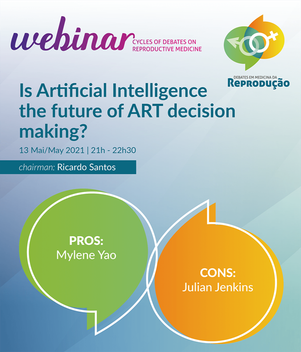 Webinar Is Artificial Intelligence the future os ART decision making